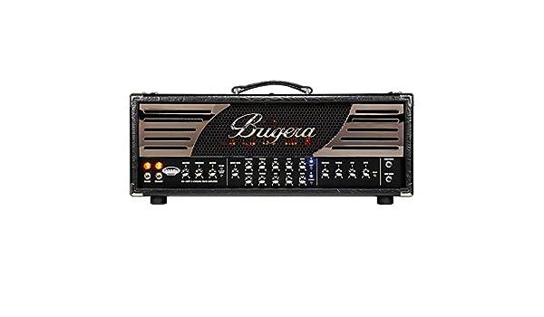 AMPLIFICADOR COMBO PARA GUITARRA BUGERA 333XL-212-INFINIUM: Amazon.es: Instrumentos musicales