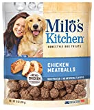 Milo'S Kitchen Chicken Meatballs Dog Treats, 10 Oz.