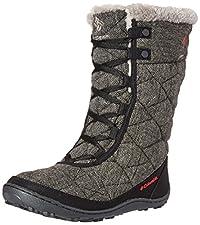 Columbia Women's Minx Mid II Omni-Heat Wool Snow Boot