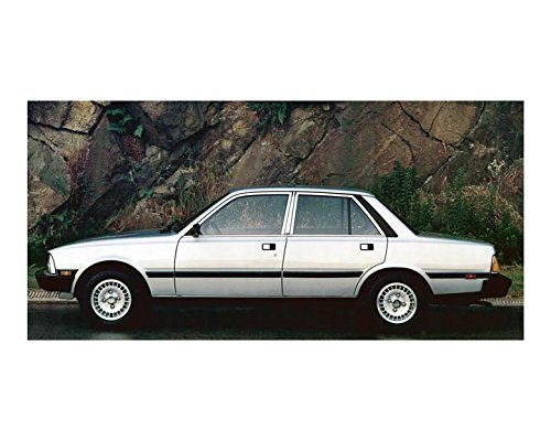 1981 Peugeot 505 Turbo Diesel Automobile Photo Poster