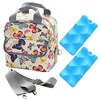 ZYYDMMB Moda Momia Bolsa de Maternidad Refrigerador ...