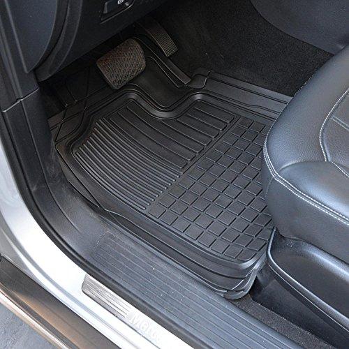 Motor Trend All Weather Semi Custom Fit Heavy Duty Rubber