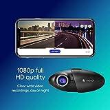Nexar Light Full HD 1080p Dash Cam | 32 GB SD