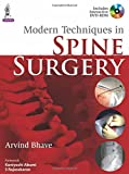 Modern Techniques in Spine Surgery, Bhave, Arvind, 9351525309