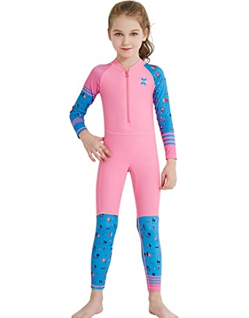 8c880cad37 YIFEIKU Co.,Ltd. Kids Swimsuits One Piece Swimming Wet Suits for Boys Girls