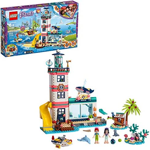 LEGO Friends Lighthouse Building Tropical product image