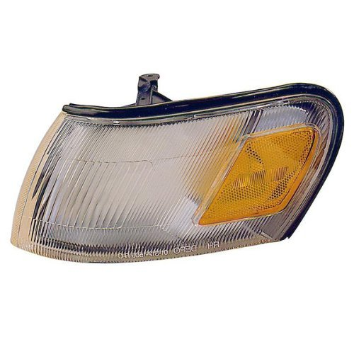 (1994-1997 Toyota Corolla 2WD Corner Park Light Turn Signal Marker Lamp Left Driver Side (1994 94 1995 95 1996 96 1997 97))