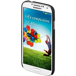 Wentronic Case f/ Samsung Galaxy S4 - fundas para teléfonos móviles (7 cm, 14 cm, 1 cm) Negro