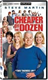 Cheaper by the Dozen [UMD for PSP] by 20th Century Fox