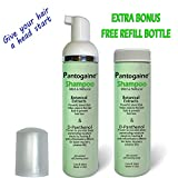 Keratin Research Pantogaine Shampoo Boosting Hair Growth Stop Hair Loss Scalp Healing Increase the Effectiveness of Hair Growth Clinically Proven to Heal Restore Recover hair bulb D Panthenol Review