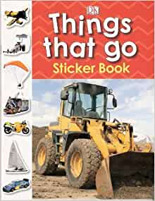 My book of mazes things that go