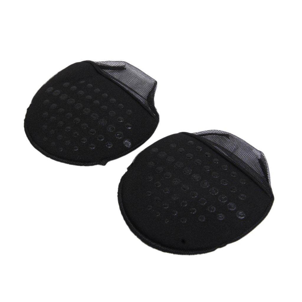 1 Paar Footful Antirutsch Vorfuss Pad Schuhpads Schutz Rutschfeste Mat Einlegesohlen Sohle Zehen Bedeckt
