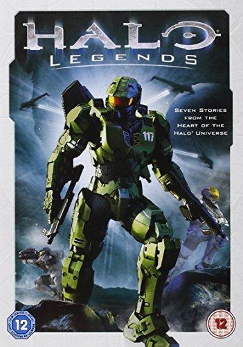 Halo Legends [DVD] [2010] by Shinji Aramaki B01I06TG1O