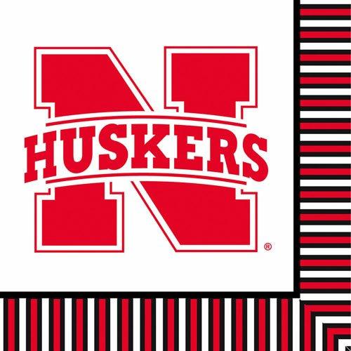 University of Nebraska Huskers Paper Luncheon - Huskers Hard Hat Nebraska
