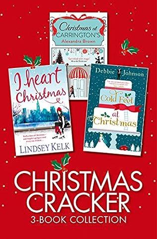 book cover of Christmas Cracker 3-Book Collection