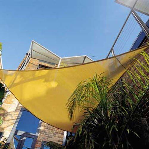 Modern Home Sail Shade Triangle 16.5' Side