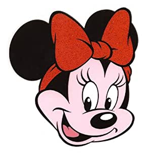 Minnie Mouse red bow & headband Disney Iron On Transfer for T-Shirt