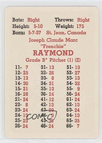 Amazoncom Claude Raymond Baseball Card 1968 Apba Baseball 1967