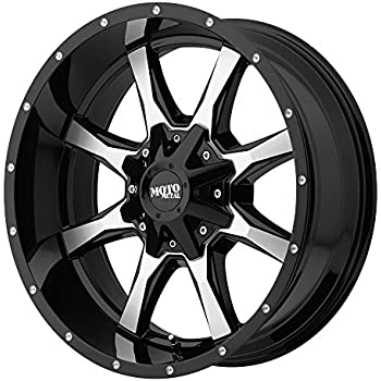 amazon helo he879 wheel with gloss black milled 18x9 6x5 5 ZR5 Lifted moto metal mo970 gloss black wheel machined with milled accents 17x8 6x135 139 7mm 00mm offset