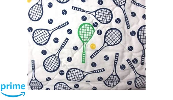 Amazon.com: TENNIS RAQUET Cotton Quilt - TWIN SIZE (68
