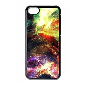 Dream Galaxy Space theme for iPhone 5C hard back case