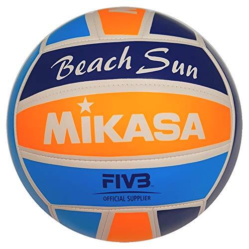 MIKASA - Balón Beach VXS - BS V3, Unisex Adulto, Blanco/Azul ...