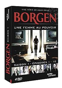 Borgen - Saison 1 [Francia] [DVD]
