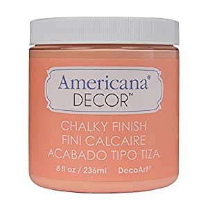 Deco Art ADC-08 Americana Chalky Finish Paint, 8-Ounce, Smitten