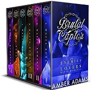 Brutal Captor : An Enemies to Lovers Russian Mafia Romance (Ivankov Mafia Bratva, Series 1)