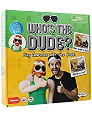 Identity Games Who's The Dude Action Game