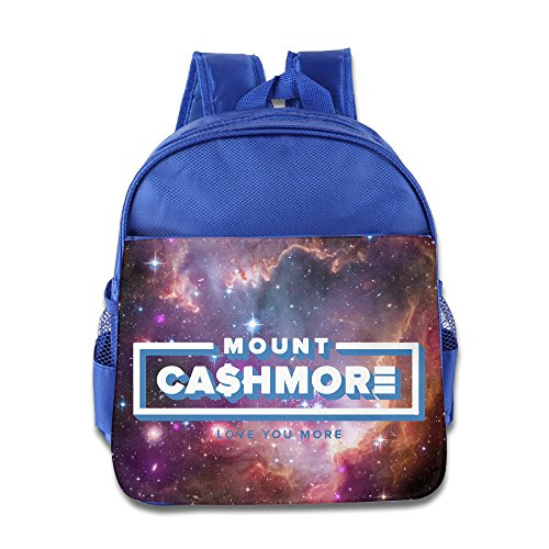 (Mount Cashmore Love You More Kids Backpack School Bag For Boys/girls RoyalBlue)