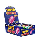 big blows candy - Charms Super Blow Pops 48 Lollipops/Box,Assorted Flavors