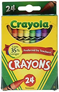 Crayola Crayons 24 Colors