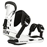 Union Flite Pro Snowboard Bindings 2018 - Large-White/Black