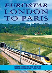 Amazon Com Eurostar London To Paris Eurostar London To Paris Dvd 2010 Ntsc Movies Tv
