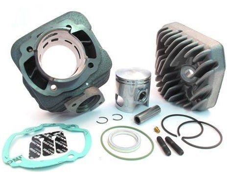 Malossi 31 7200 - M317200 72cc Big Bore Kit For Honda Dio (Malossi Cylinder)