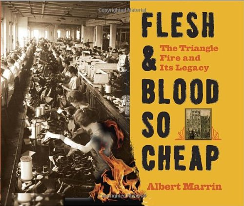 Amazon.com: Flesh and Blood So Cheap: The Triangle Fire and Its ...