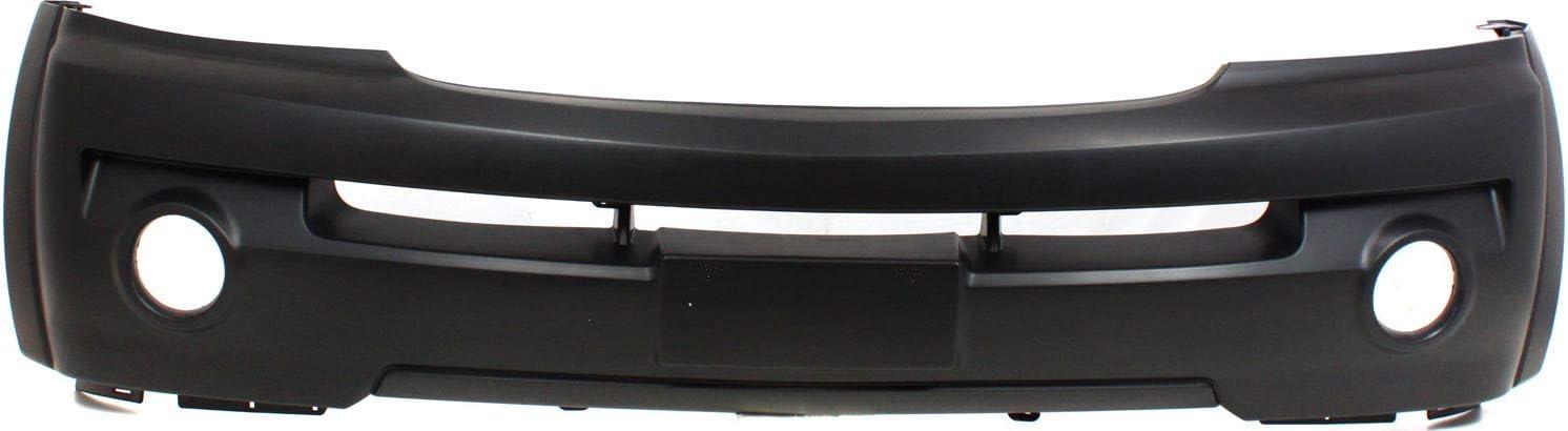 New Front Bumper Cover Primed Fits 2007-2009 Kia Sorento LX Model KI1000137