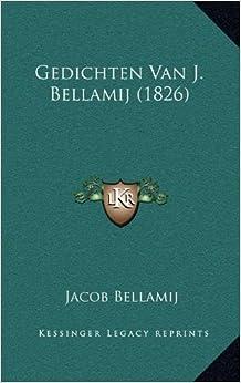Gedichten Van J. Bellamij (1826)