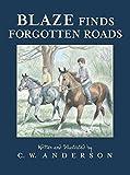 Blaze Finds Forgotten Roads (Billy and Blaze)