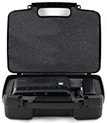 Storage Organizer - Compatible With Canon Selphy Cp1200, Cp910 Wireless Color Photo Printer & Accessories- Durable Carrying Case - Black