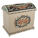 Treasure Silver Tzedakah Box