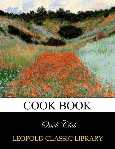 Read Online Cook book ebook