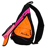 Pepi's Zone Crossbody Backpack with Visor Hat