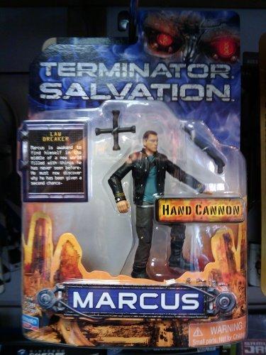 - Playmates Terminator Salvation Marcus 3 3/4