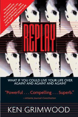 """""""Replay"""" av Ken Grimwood"""