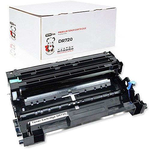 YoYoInk Compatible Black Drum Unit Replacement for Brother DR 720 for HL-5450DN HL-5470DW HL-6180DW MFC-8710DW MFC-8910DW MFC-8950DW DCP-8110DN