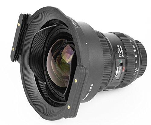 Haida 150mm Filter Holder / Canon 11mm 24mm f/4 USM Lens 150 LEE Compatible 11 24