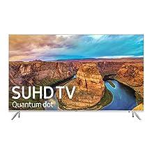 Samsung UN55KS8000 55-Inch 4K Ultra HD Smart LED TV (2016 Model)