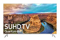 Samsung UN65KS8000 65-Inch 4K Ultra HD Smart LED TV (2016 Model)